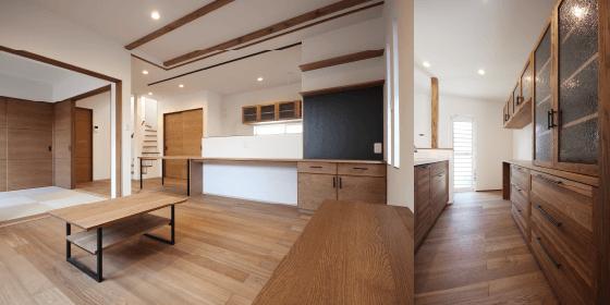 Modern Wood モダンウッド