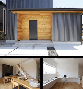 暮らしやすさとデザインを両立した家